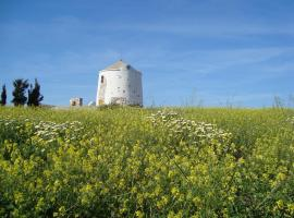 Traditional Windmill, Lefkes