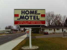Home Motel Abbotsford, Abbotsford