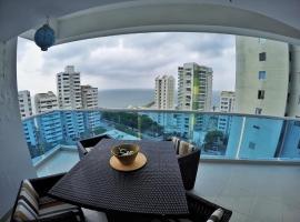 Espectacular Apartamento Delicia Tropical