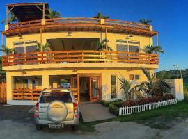 Hotel Ummagumma, Montañita