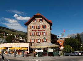 Hotel Bellaval Scuol, Scuol