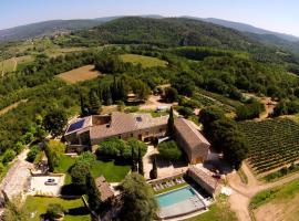 Domaine de Gressac, La Roque-sur-Cèze