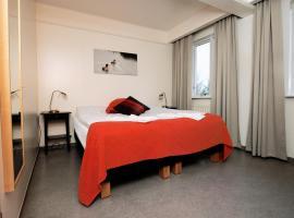 Hotel Varmahlíd, Varmahlid