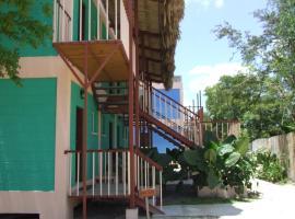 Lamanai Hotel & Marina, Orange Walk