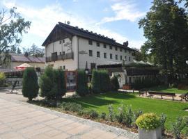Hotel Przepióreczka, Nałęczów