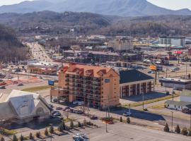 Mountain Vista Inn & Suites, Pigeon Forge