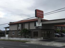Anaheim Lodge, Anaheim