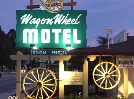 Wagon Wheel Motel, Салинас
