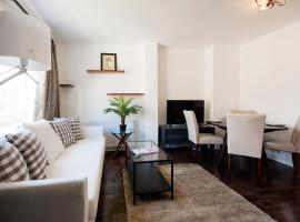 FG Apartment - Kensington Olympia, Fielding Road, London