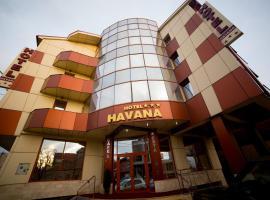 Hotel Havana, Konstanca