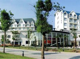 Blue Palace Hotel, Csiating