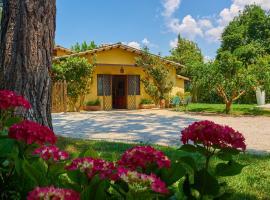 Casa del Glicine, Spoleto
