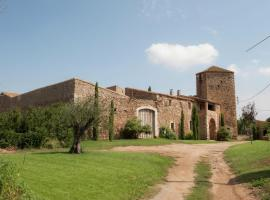Holiday Home Castell Vallgornera, Peralada