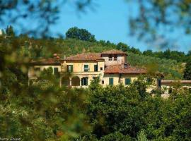 Casa La Ruota, Carmignano