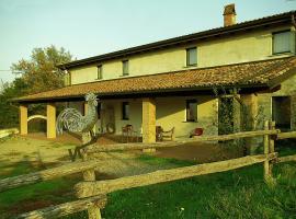 Casa Galli, Ziano Piacentino