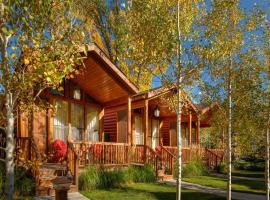 Rustic Inn Creekside Resort and Spa at Jackson Hole, Jackson