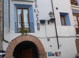 Hospederia El Pilar, Calatayud