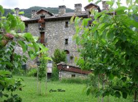 Casa Muro Ordesa, Frajén