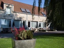 B&B Het Schaliënhof, Veurne