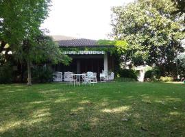 Il Giardino Fiorito, 폰테카그나노