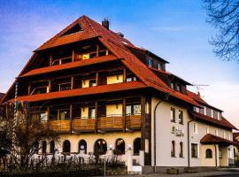 Hotel-Restaurant Alpha, Fridrihshafen