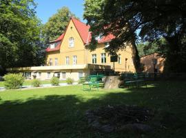 Waldhotel Alte Hölle, Wiesenburg