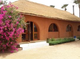 Baobab Lodge, Fadial
