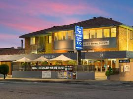 Blue Gum Hotel, Hornsby