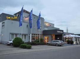 Hotel Merkur, Landstuhl