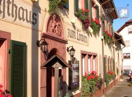 Hotel Restaurant Löwen, Schopfheim
