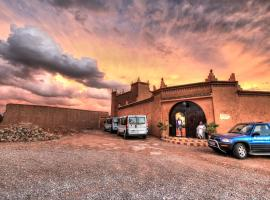 La Porte du Dades, El Hart