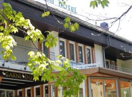 Hotel Garni Torkelbündte, Bad Ragaz