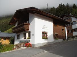Appartment Sarlo, Sankt Anton am Arlberg