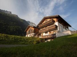 Hotel Restaurant zum Bergführer, Elm