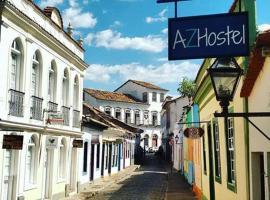 AZ Hostel, São João del Rei