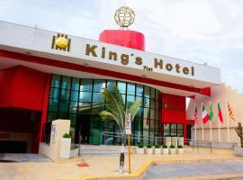 Kings Flat Hotel Beira Mar