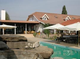 Country Club La Mesteceni, Sebeş