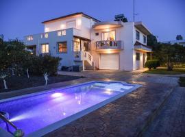 Villa Rea, Kremastis