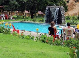 Oasis Paraiso Ecolodge, Cabanaconde