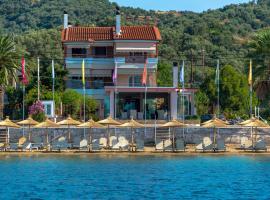Over Sea Rooms & Villas, Loutra Edipsou