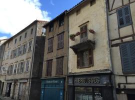 Location Saint Antonin, Saint-Antonin