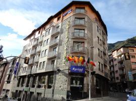 Kyriad Andorra Comtes d'Urgell, Andorra la Vella