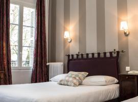 Hotel Mirabeau, Tours