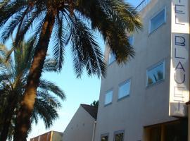 Hotel Blauet, El Prat de Llobregat