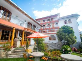 San Sebastian Hotel Boutique, Huaraz