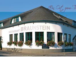 Hotel & Restaurant Braunstein - Pauli´s Stuben, Пурбах-ам-Нойзидлер-Зе