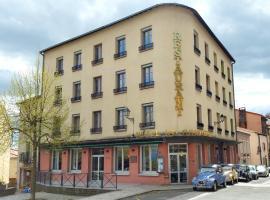 Hôtel du Commerce, Volvic