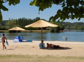 Camping Le Lac des Varennes, Marçon