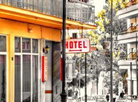 Hotel Andreou, Loutráki