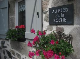 Au Pied de la Roche, Roche-en-Régnier
